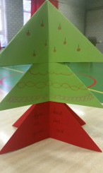 Schrijfmotoriek stimuleren met kerst!